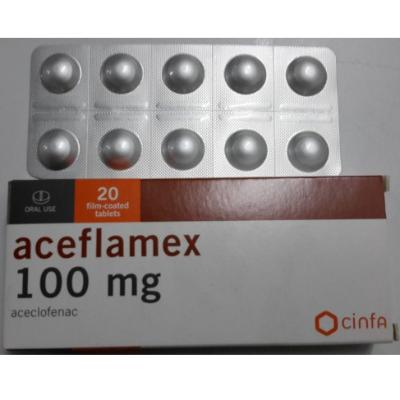 Aceflamex 100 mg